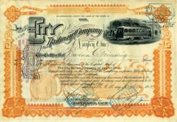 City Railway of Dayton, Ohio - 1893