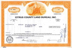 Citrus County Land Bureau, Inc. - Florida