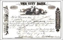 City Bank 1861