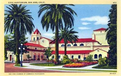 Civic Auditorium - San Jose, California