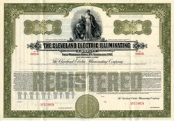 Cleveland Electric Illuminating Company  (Now FirstEnergy) - Ohio