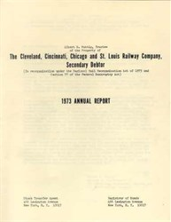 Cleveland, Cincinnati, Chicago and St. Louis Railway Company
