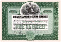Cleveland Discount Company 1923