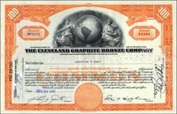 Cleveland Graphite Bronze Company