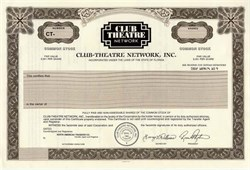 Club -Theatre Network, Inc. - Florida