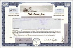 CML Group, Inc. ( NordicTrack Maker )