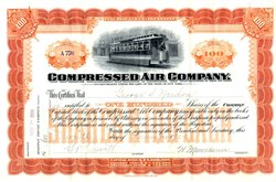 Compressed Air Company - Rome, New York 1904