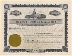Coca-Cola Bottling Company - Delaware 1903