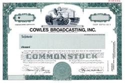Cowles Broadcasting, Inc. - Florida 1982
