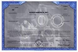 Asahi/America, Inc. 1996