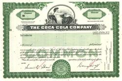 Coca Cola Company - RARE Specimen 1989