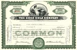 Coca-Cola Company - Delaware 1956