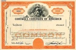 Controls Company of America - Delaware