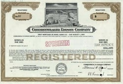 Commonwealth Edison Company - Chicago, Illinois - 1982