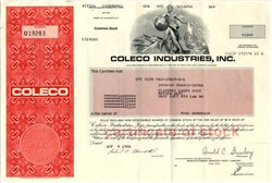 Coleco Industries, Inc. - ( Inventors of ColecoVision and Cabbage Patch doll's)