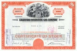 Colorado Interstate Gas Company