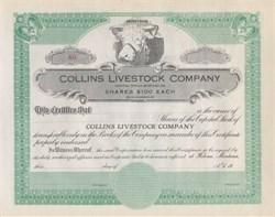 Collins Livestock Company - Helena, Montana