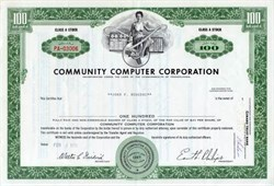 Community Computer Corporation (TBC Industries)