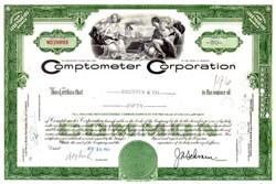 Comptometer Corporation  ( Mechanical Adding Machine Company)