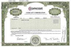 Comcast Corporation - Brian L. Roberts as President