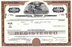 Commercial Credit Company (Primerica, Travelers, Citigroup)