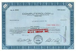 Computerology, Inc. (W.S.C. Group)