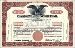 Commonwealth Income Fund