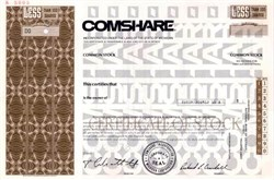 Comshare - Michigan