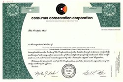 Consumer Conservation Corporation