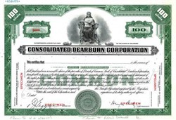Consolidated Dearborn Corporation