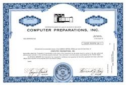 Computer Preparations, Inc - Delaware 1969