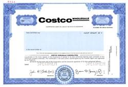 Costco Wholesale Corporation  - Washington 1991