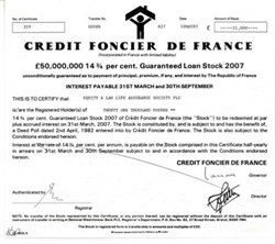 Credit Foncier de France - 1983