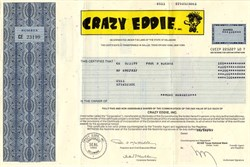 Crazy Eddie, Inc.  ( Famous electronics chain store FRAUD ) - 1989