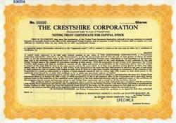 Crestshire Corporation