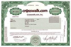 Crosswalk.com - Religious Dot Com Portal never made a Prophet