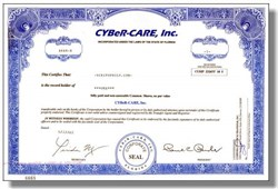 CYBeR-CARE, Inc.
