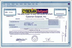 Cyberian Outpost - (Outpost.com)  Dot com that left shareholders out in the cold