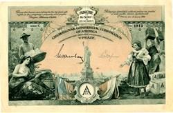 Czechoslovak Commercial Corporation of America - Prague, Czechoslovakia 1926