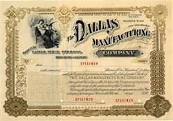 Dallas Manufacturing Company - Huntsville, Alabama