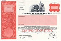 Darden Restaurants, Inc - 1995