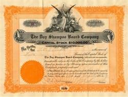 Day Shampoo Board Company - Oklahoma 1917