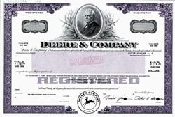 John Deere & Company - Delaware