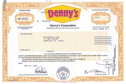 Denny's Restaurant Corporation