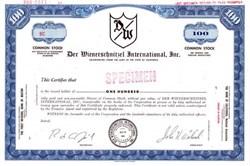 Der Wienerschnitzel International, Inc. - California ( Famous Hotdogs )