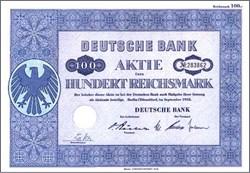 Deutsche Bank 1952