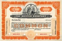 Dexter Company - Iowa