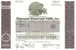 Diamond Shamrock R & M, Inc.
