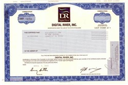 Digital River - Under investigation for backdating stock options