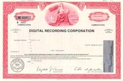 Digital Recording Corporation